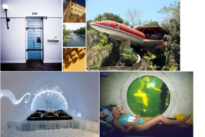 Alojamientos insólitos para viajeros excepcionales