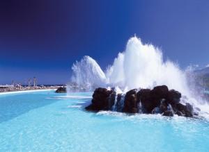 Visita el Lago Martiánez en Tenerife