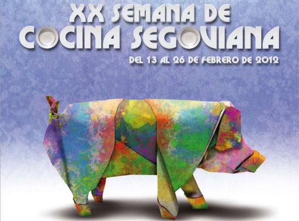 El XX cumpleaños de la Semana de Cocina Segoviana