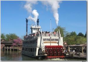 Un viaje en un barco de vapor, una experiencia única que no faltar
