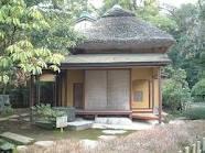 La casa del té, cultura asiática original.