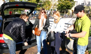 Carpooling: viajar compartiendo coche