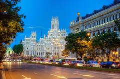 Viajar desde Madrid a Valencia