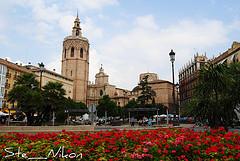 Alojamiento para una escapada a Valencia.