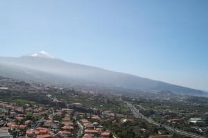 Tenerife, la mayor de las Afortunadas.