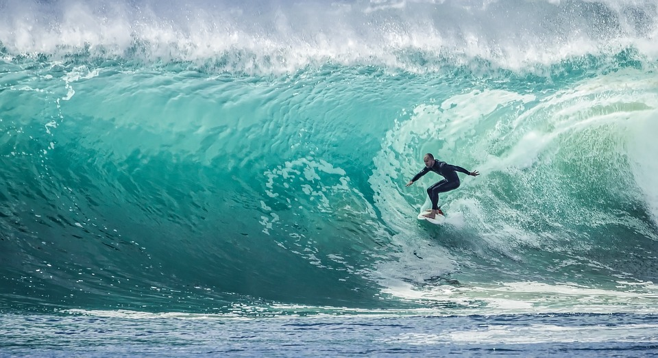 ¿Cómo elegir su destino de surf?