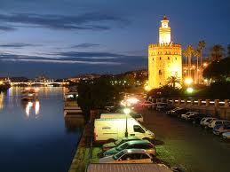 Viajes en familia hacia Sevilla