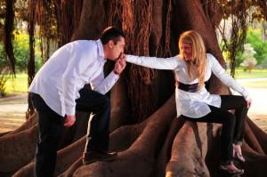 La pre boda… sesión fotográfica