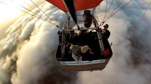 Volar en globo, la gran aventura