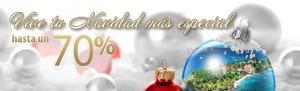 Algunas ofertas de Bahia Principe para las vacaciones de Navidad