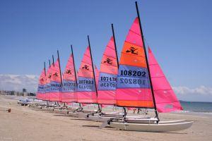 La jerarquía de carnés de los barcos deportivos