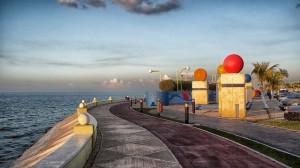 La ciudad amurallada de México, Campeche
