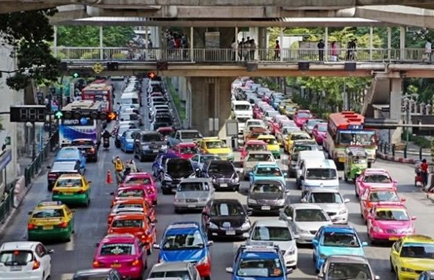 Mejores medios de transporte en Tailandia para viajeros