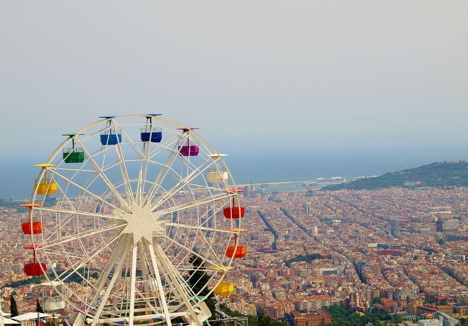 ¿Qué se puede visitar en pocas horas en Barcelona?