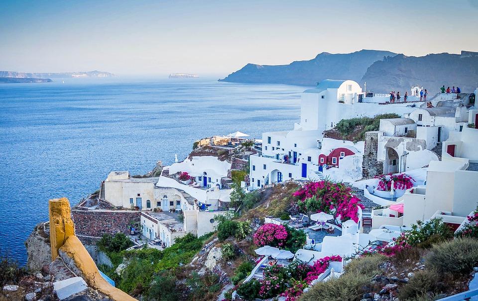 Qué ver durante un circuito a Grecia