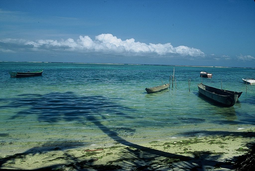 Descubrir las islas del Océano Índico
