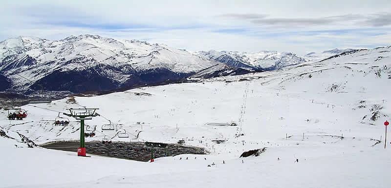 Top 5 Estaciones de Esquí en España