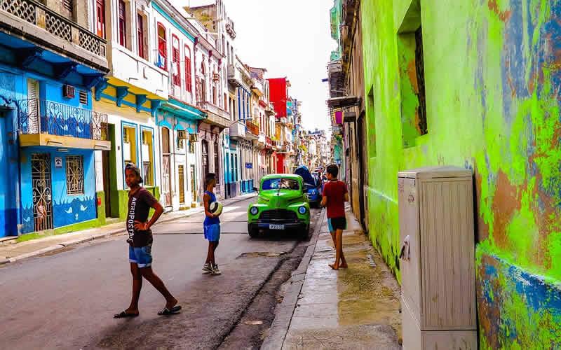 Cuba como destino para tus vacaciones