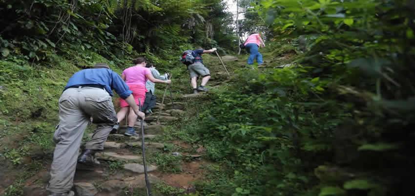 Visitar Ciudad Perdida en Colombia y conocer sus encantos