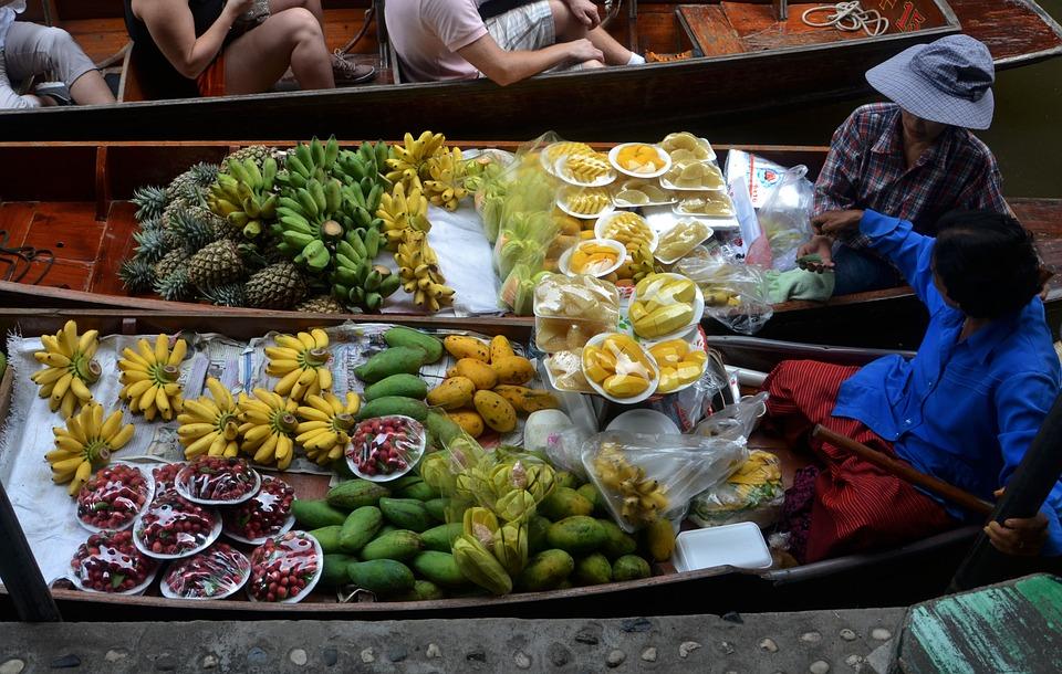La gastronomía tailandesa