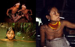 Los mentawai, la etnia en simbioso con la naturaleza