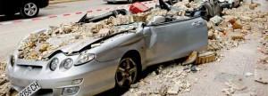 La localidad Lorca azotada por dos terremotos