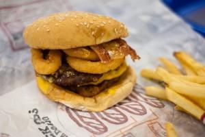 Las comidas rápidas: un gran éxito para Los Estados Unidos de América.