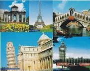 Europa, el gran destino turístico.