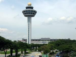 El aeropuerto de Changi, un ideal parque de atracción