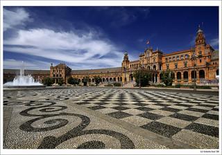 Viaje y vacaciones en Sevilla