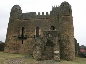Castillos en Etiopía