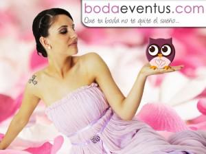 Organiza tu Boda y mucho más con Bodaeventus.com