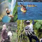 Asociarse deporte, aventura y turismo