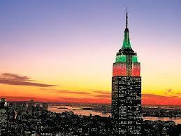 Visitar el famoso Empire State en Nueva York
