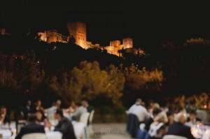 Destination wedding Granada