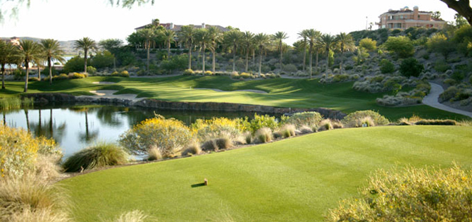 Campos de Golf en la Ciudad del Pecado