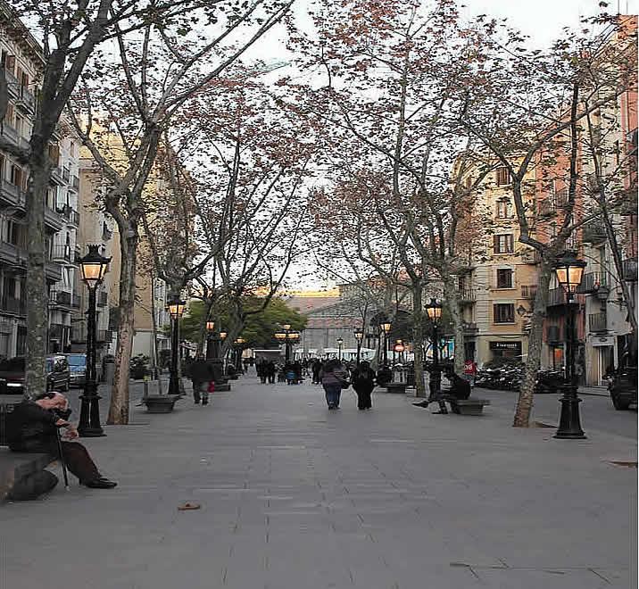 Ruta para conocer el Born de Barcelona