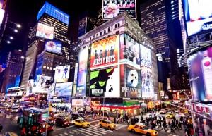 Nueva York de Noche, la ciudad que nunca duerme