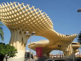 Metropol Parasol de Sevilla, las Setas de la Encarnación
