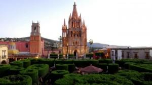 San Miguel de Allende, ventana turística de Guanajuato