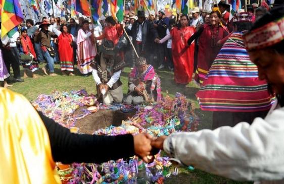 La Fiesta de la Pachamama