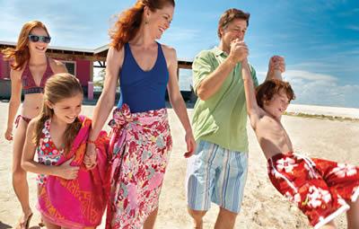 Vacaciones con niños: propuestas baratas para escaparte