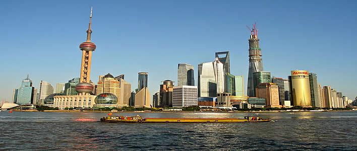 Primera estancia en Shangai: ¿qué ver y hacer?