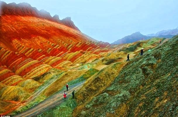 Algunos lugares extraños para ver en China
