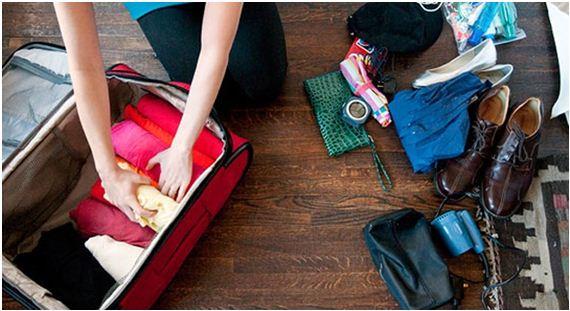 9apps que te ayudan a hacer la maleta