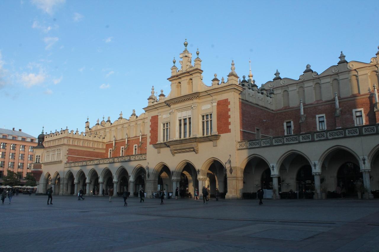Cracovia, una de las ciudades más bellas de Europa