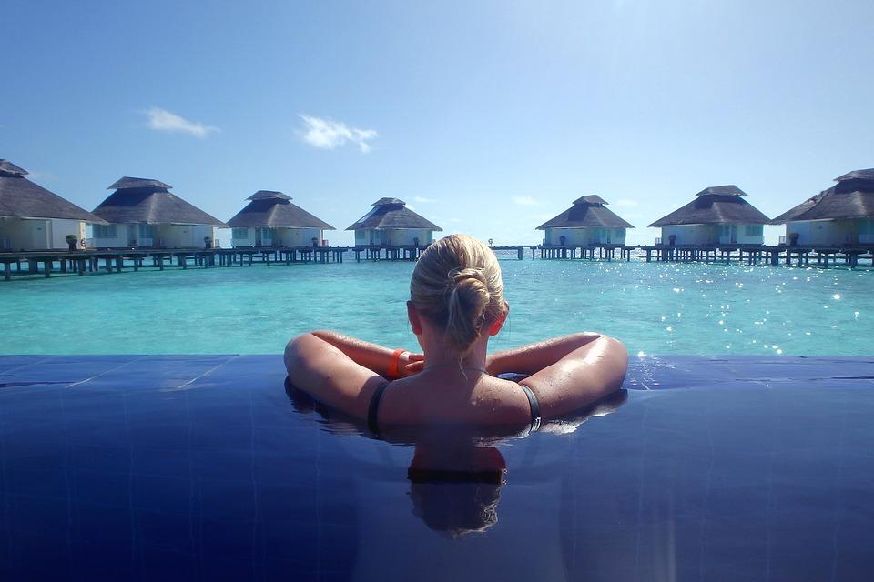 El hotel Rihiveli de Maldivas ofrece una estancia extraordinaria.
