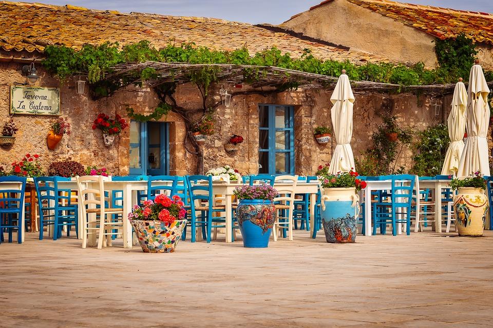 Viajar en Sicilia, ¿dónde alojarse?