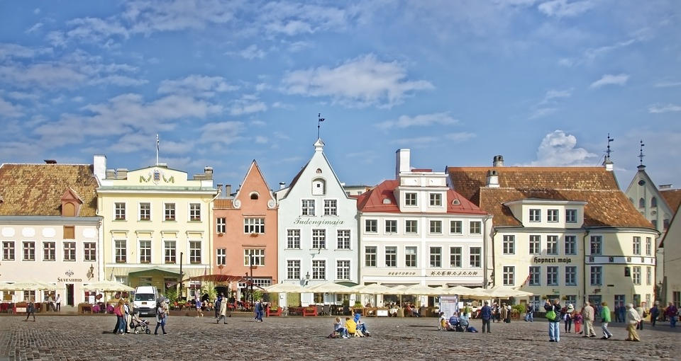 Pasar las vacaciones en Tallinn este verano